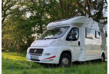 Hire a motorhome in Hannover from private owners| Sunlight Tiger