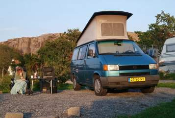 Hire a motorhome in Heeten from private owners| VOLKSWAGEN Rinus