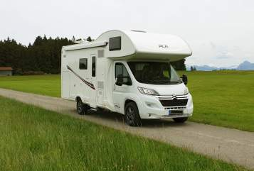 Hire a motorhome in Marktoberdorf from private owners| Citroen Jumper PLA Happy 440