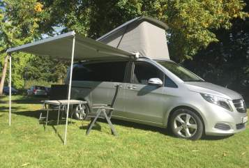 Hire a motorhome in Wesseling from private owners| Mercedes Marco Polo