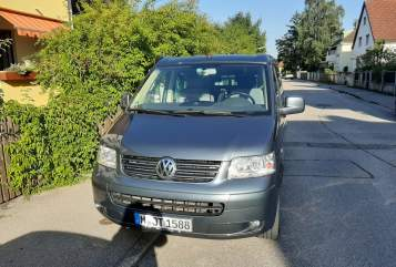 Hire a motorhome in München from private owners| VW  Allrounder