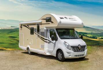 Hire a motorhome in Gera from private owners  Ahorn Jupp