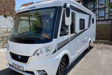 Hire a motorhome in Halberstadt from private owners| Knaus Queen Mary 1