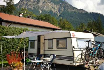 Hire a motorhome in Chemnitz from private owners| Bürstner Bürstner Lux