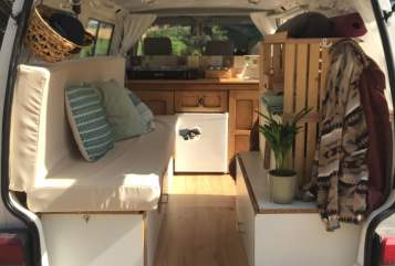 Hire a motorhome in Kiel from private owners| VW Harry