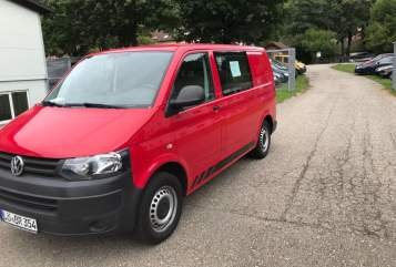Hire a motorhome in Todtnau from private owners| VW T5 T5