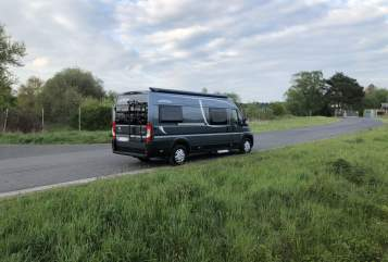 Hire a motorhome in Buseck from private owners  Pössl Roadcruiser