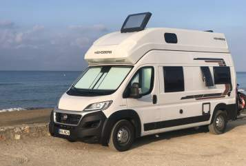 Hire a motorhome in Konstanz from private owners| Weinsberg Cuvi