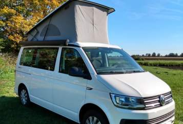 Hire a motorhome in Karlshuld from private owners| Volkswagen T6 Cali Beach