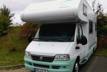 Hire a motorhome in Rostock from private owners| Fiat Fiat  Weinsberg
