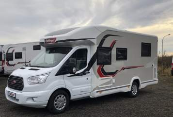 Hire a motorhome in Herford from private owners| Challenger  Challenger 358
