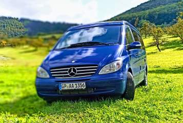 Hire a motorhome in Geislingen an der Steige from private owners| Mercedes Benz Viano Blue Vital