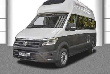 Hire a motorhome in Solingen from private owners| Volkswagen GrandCalifornia