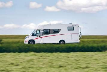 Hire a motorhome in Schwabach from private owners  Sunlight  Sunny T64 2020