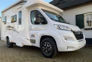 Hire a motorhome in Maurik from private owners| Citroën SUN DRIVER SUN DRIVER T530