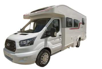 Hire a motorhome in Freiburg im Breisgau from private owners| Roller Team Navigator FR