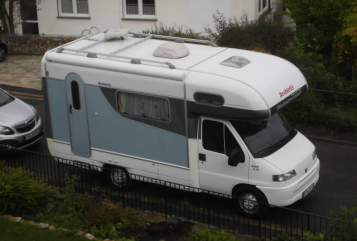 Hire a motorhome in Niederheimbach from private owners| Fiat Ducato Schnarchmobil