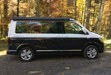 Hire a motorhome in München from private owners| VW Juri