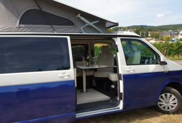 Hire a motorhome in Frankfurt am Main from private owners| Westfalia Glamy One