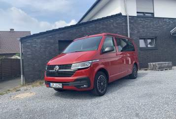 Hire a motorhome in Augustdorf from private owners| Vw Löwen Beach
