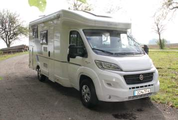 Hire a motorhome in Wittighausen from private owners| Adria Sunny