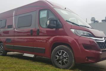 Hire a motorhome in Sulzberg from private owners| Pössl  Alpencruiser2.0
