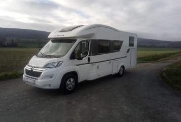 Hire a motorhome in Auetal from private owners| Adria ADRIA