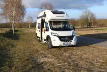 Hire a motorhome in Hanstedt from private owners| Weinsberg Mr. Weinsberg