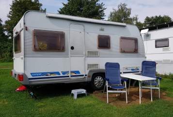 Hire a motorhome in Remscheid from private owners| Dethleffs Mini