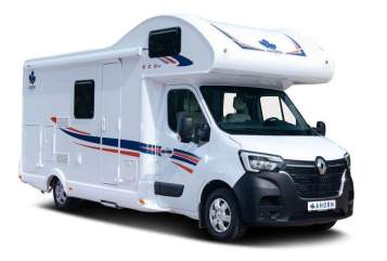 Hire a motorhome in Mettingen from private owners| Ahorn  Eco 680