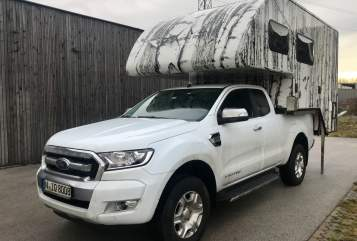 Hire a motorhome in Nürnberg from private owners| Ford  Ranger
