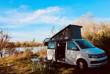 Hire a motorhome in Bamberg from private owners| VW Calli