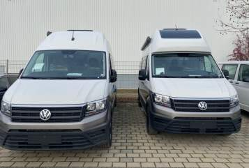 Hire a motorhome in Leezen from private owners| Volkswagen  Kalli01