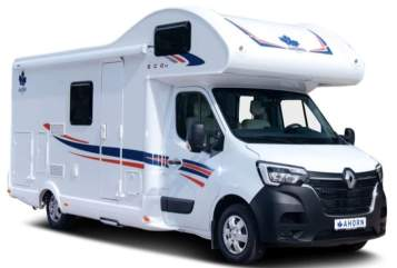 Hire a motorhome in Hildesheim from private owners  Ahorn Alkövchen