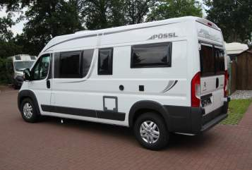 Hire a motorhome in Bernburg from private owners| Pössl Pössl 2 Win R+