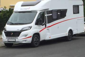 Hire a motorhome in Berlin from private owners| Sunlight Schultzes T69L