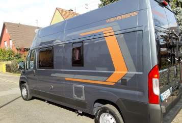 Hire a motorhome in Karlsruhe from private owners| Weinsberg Sora