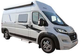 Hire a motorhome in Aiglsbach from private owners| Knaus Knaus Boxstar