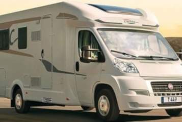 Hire a motorhome in Stuttgart from private owners| CARADO CARADO T-449
