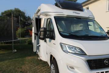Hire a motorhome in Wendisch Rietz from private owners| Fiat Sunrise