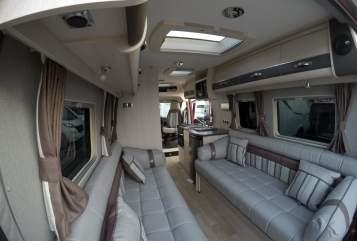 Hire a motorhome in Olfen from private owners  Auto Sleepers RUBY_WarwickXL