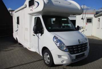 Hire a motorhome in Herne from private owners| Renault  Frida