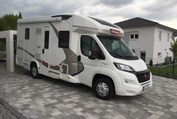 Hire a motorhome in Frensdorf from private owners| Challenger  Mageo 290