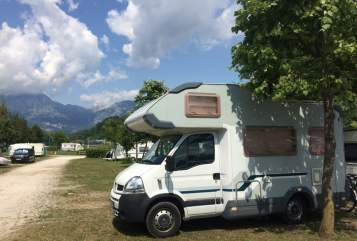 Hire a motorhome in Siek from private owners| Weinsberg Didi