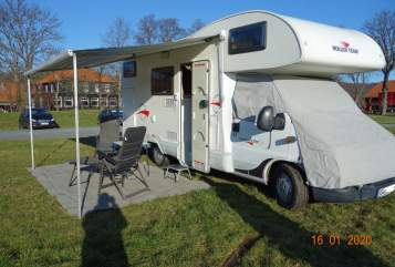 Hire a motorhome in Goslar from private owners| Fiat Trigano Trigano Diesel 85 kw Axel
