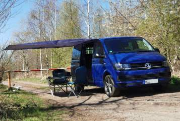 Hire a motorhome in Porta Westfalica from private owners| VW Transformia