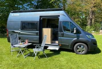Hire a motorhome in Geestland from private owners| La Strada Avanti C Neu