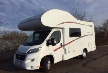 Hire a motorhome in Hüfingen from private owners| Dethleffs Trend A 5887