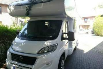Hire a motorhome in Wört from private owners| Dethleffs Detlef