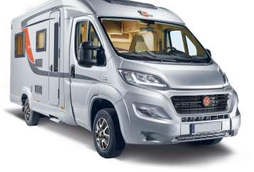 Hire a motorhome in Münster from private owners  Bürstner Silberpfeil